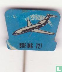 Boeing 727 [blauw]