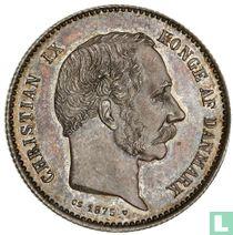 Denemarken 1 krone 1875
