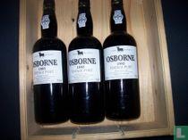 Osborne vintage port 1995   0.375 liter