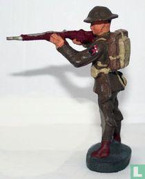 Engelse infanterist