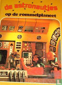 De astronautjes op de rommelplaneet