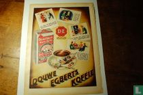 Douwe Egberts advertentie 1938