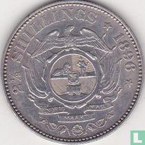 Afrique du Sud 2½ shillings 1896