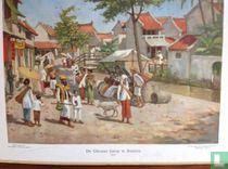 Chinees kamp in Batavia