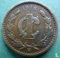 Mexico 1 centavo 1916