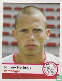 Ajax: Johnny Heitinga