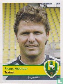 ADO Den Haag: Frans Adelaar