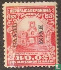 Turm in Panama