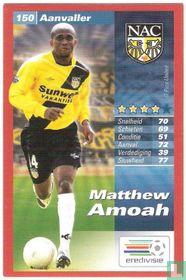 Matthew Amoah
