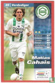Matías Cahais