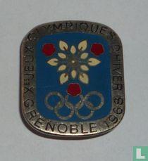 10e Jeux Olympiques D´Hiver 1968 Grenoble