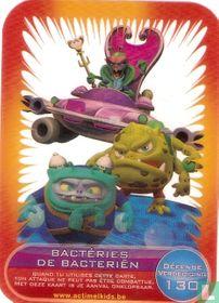 De bacteriën