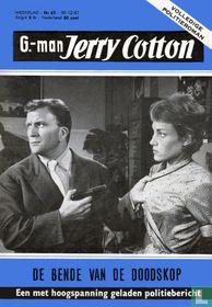 G-man Jerry Cotton 65