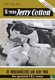 G-man Jerry Cotton 81