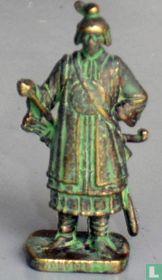 Mongolian 4 (fake)