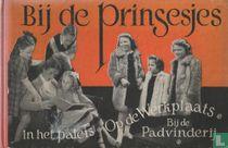 Bij de prinsesjes