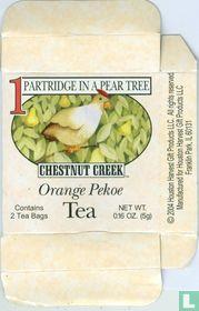 1 Partridge in a pear tree