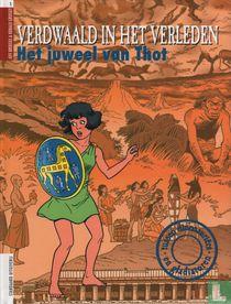 Het juweel van Thot - Tussen dinosauriërs en gladiatoren