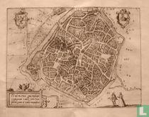 Valenchiene // Valencena quondam cijnorum vallis urbs Han perelegans et valde magnifica