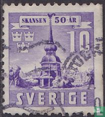 50 jaar museum Skansen