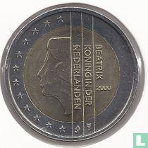 Netherlands 2 euro 2000