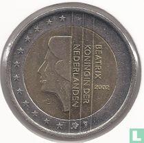 Netherlands 2 euro 2002