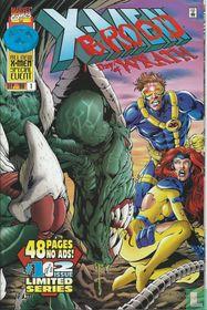 X-Men vs. The Brood 1