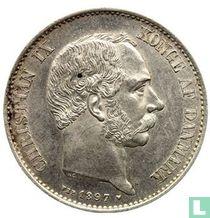 Denemarken 2 kroner 1897