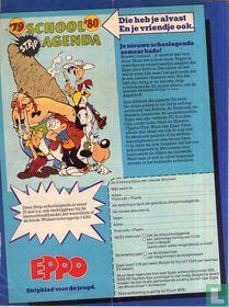 Strip Schoolagenda '79 '80