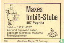Maxes Imbiss-Stube