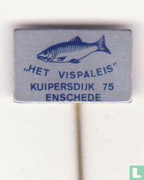 """""""Het Vispaleis"""" Kuipersdijk 75 Enschede"""