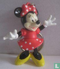 Minnie Mouse Sleutelhanger