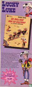 Lucky Luke De ballade van de Daltons