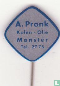 A.Pronk Kolen-Olie Monster