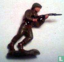 British Infantryman