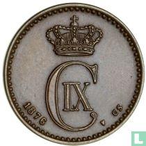 Denemarken 1 øre 1876