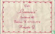 "Café ""Leemreis"""