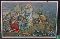 Jezus en de storm op het meer