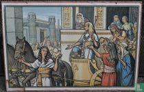 Mozes bij de Farao