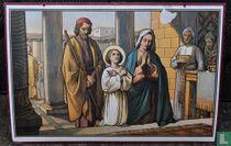 Jezus in de tempel als 12-jarige