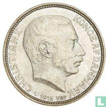 Denemarken 2 kroner 1915