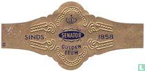 Senator Gulden Eeuw - Sinds - 1858