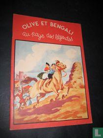 Olive en Bengali au pays des légendes