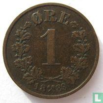 Norwegen 1 Øre 1889