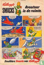 Avontuur in de ruimte