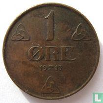 Norwegen 1 Øre 1913