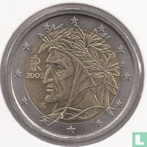 Italy 2 euro 2003