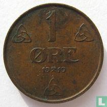 Norwegen 1 Øre 1910