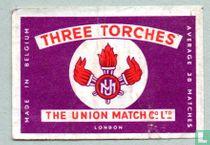 Three Torches (The Union Match)