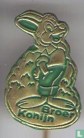 Broer Konijn [groen]